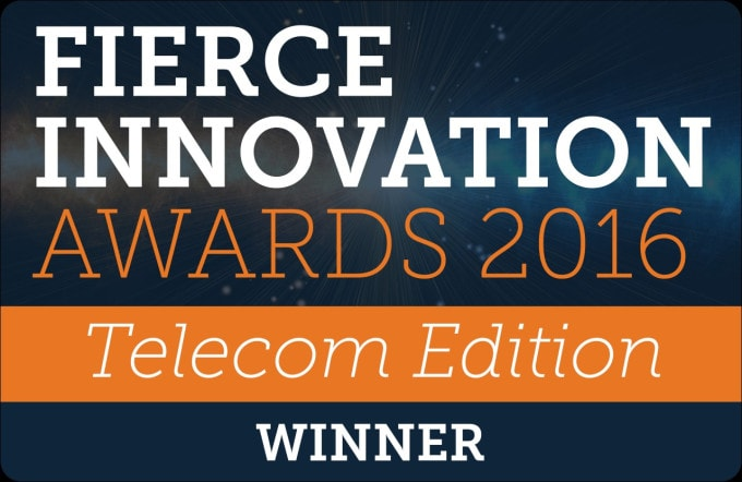 fierce innovation award telecom edition 2016
